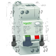 Schneider Electric Acty9 Дифавтомат 2P 32A C 30mA AC DPN N VIGI