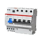 ABB Дифавтомат DS204 16A 30mA 3P+N 6 kА