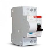 ABB 2P AC 6A 30mA DS901 Дифференциальный автомат (дифавтомат) (6/0,03) 1P+N 4,5 kА