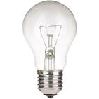 Лампа накаливания местного освещения МО 40вт 24в Е27