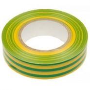 Изолента 0,18x19 мм желто-зеленая 20 метров
