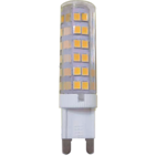 Лампа светодиодная (холодный), G9 7W 220V 4200K 360°, Ecola Corn Micro (G9RV70ELC)