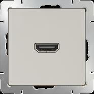 Werkel Розетка HDMI (Слоновая кость)