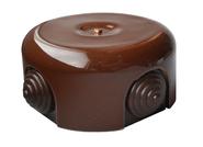 Распаечная коробка D-90, коричневый, Retrica (RR-09002)