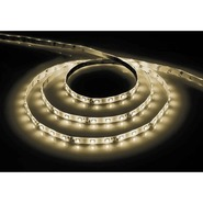 Лента светодиодная (LEDх60/м 5м) 4.8w/m 12в тепло-белый FERON (27597)