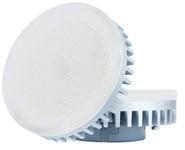 Лампа светодиодная (теплый), GX53 6W 220V 2800K, Ecola (T5MW60ELC)