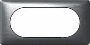 Legrand Celiane Рамка 4/5 модулей (алюминий)