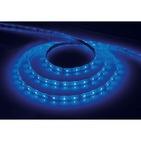 Лента светодиодная (LEDх60/м 5м) 4.8w/m 12в IP65 синий FERON (27677)