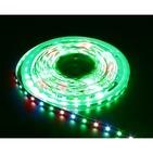 Лента светодиодная (LEDх30/м 5м) 7.2w/m 12в красный/зеленый/синий FERON (27678)