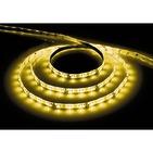Лента светодиодная (LEDх60/м 5м) 4.8w/m 12в IP65 желтый FERON (27674)