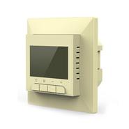 Терморегулятор Priotherm PR-119, 6 режимов (Швеция) кремовый, (в рамки серии Valena)