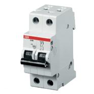 Автоматический выключатель 2P C20 ABB S202