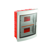 Бокс IP 40 скрытой установки на 16 автоматов