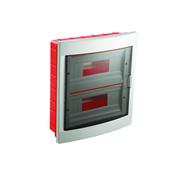 Бокс IP 40 скрытой установки на 24 автомата