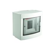 Бокс IP 40 настенного монтажа на 4 автомата