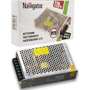 Трансформатор (драйвер) светодиодный LED 120w 12v Navigator (71466 ND-P-IP20)