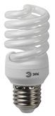 Лампа энергосберегающая (холодная), SP-М 15W-Е27, ЭРА (SP-M-15-842-E27)